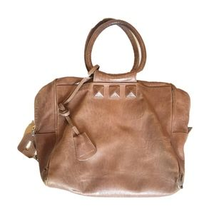 RARE Marc Jacobs Vintage brown leather Soft tote